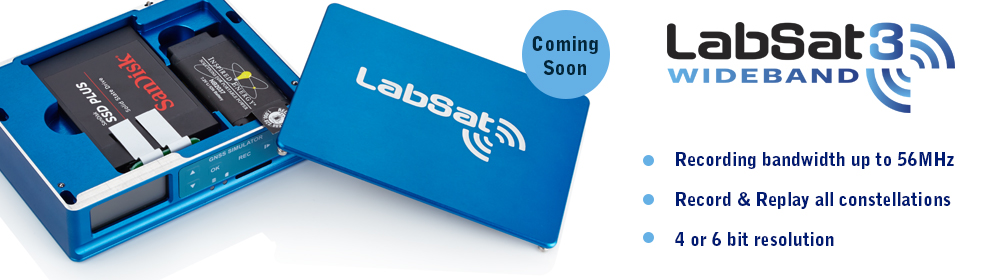LabSat 3 Wideband CS