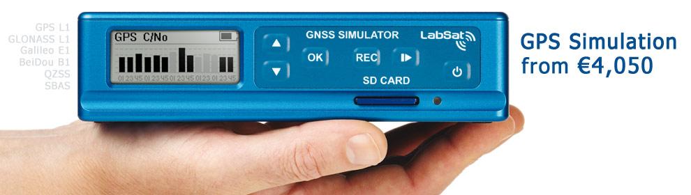 Gps Signal Generator : Labsat gps simulator signal generator