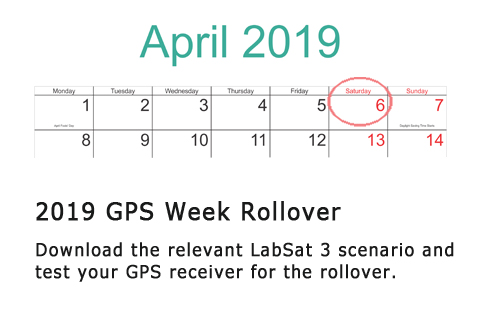 LabSat GPS/GNSS Simulator - Home