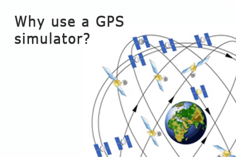 GPS Simulation en 480